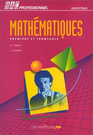 Mathématiques : Première et terminale