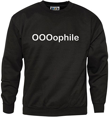 HotScamp OOOophile Anthropocene - Youth & Mens Sweatshirt