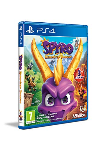 Spyro Reignited Triolgy (PS4)