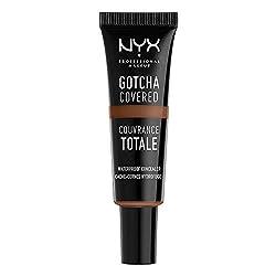 Nyx Professional Makeup Gotcha Covered Concealer, Mocha, 8ml