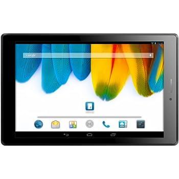 Odys Pro Q8 20,3 cm (8 Zoll) Tablet-PC (Quad Core Prozessor (4x1,3GHz), UMTS (3 G), GPS / AGPS, 1 GB RAM, 16 GB HDD, Android 4.4.x, HD IPS Display (1280 x 800), Bluetooth 4.0, OTA) schwarz/Alu