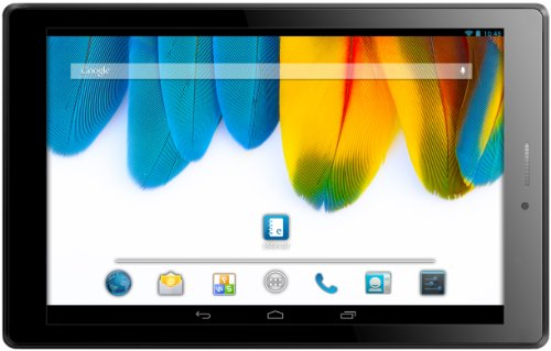 Odys Pro Q8 20,3 cm (8 Zoll) Tablet-PC (Quad Core Prozessor (4x1,3GHz), UMTS (3 G), GPS / AGPS, 1 GB RAM, 16 GB HDD, Android 4.4.x, HD IPS Display (1280 x 800), Bluetooth 4.0, OTA) schwarz/Alu