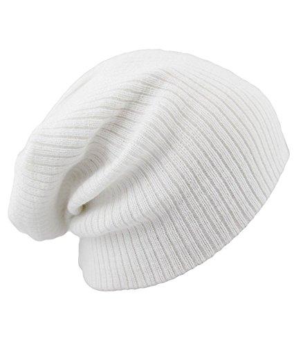 Unisexe Garçon Fille Skullies Bonnets Bonnet Fourré Hiver Pour Bonnet Ticoté Avec Plusieurs Coloris Taille Unique brand 4sold white