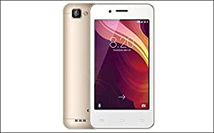 Celkon 4G Smart White+Champagne Gold (4G Volte, 1GB RAM, 8GB ROM, Expandable 32 GB)