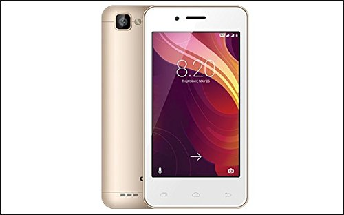 Celkon-4G-Smart-WhiteChampagne-Gold-4G-Volte-1GB-RAM-8GB-ROM-Expandable-32-GB
