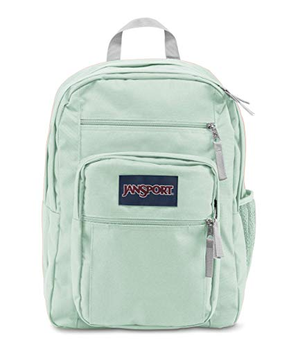 JANSPORT Big Student Backpack Brook Green Schoolbag JS00TDN70RC Rucksack  JANSPORT Bags b311bae2aa47a