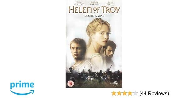 Helen Of Troy [DVD]: Amazon co uk: Sienna Guillory, Matthew