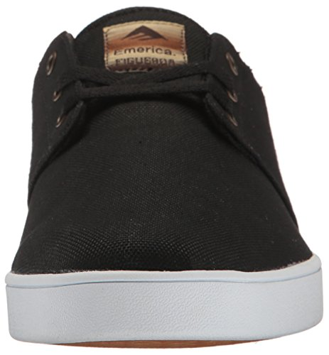 Emerica - The Figueroa, Scarpe Da Skateboard da uomo Black/brown
