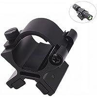 Cumay Kraftvoller X Magnetic für LED-Taschenlampe - geeignet für die Taschenlampen mit 24-26,5mm Durchmesser , Magnetic Taktische Taschenlampe Gun Mount Halter fahrrad-zubehör