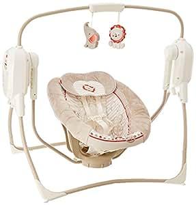 Fisher-Price Spacesaver Cradle N Swing