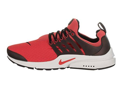 Nike Air Presto Essential Sneaker Trainer Track Red/Track Red/Black