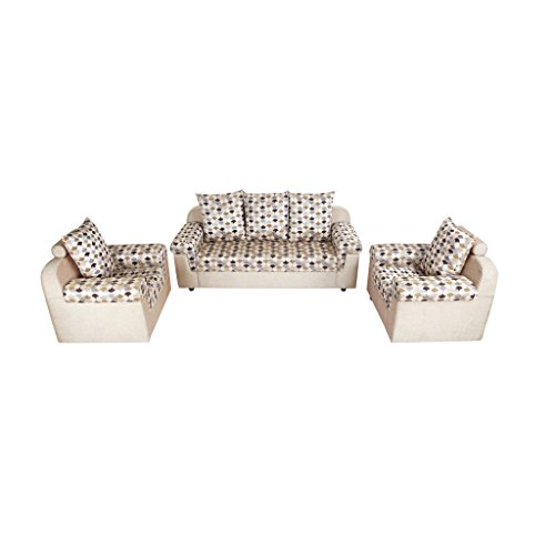 Groovy Carigari Crg Sofa1013 Five Seater Sofa Set 3 1 1 Sofa1013 Cjindustries Chair Design For Home Cjindustriesco