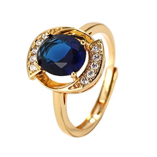 UINGKID Schmuck Damen Ring Europäische und amerikanische Mode Wilde ()