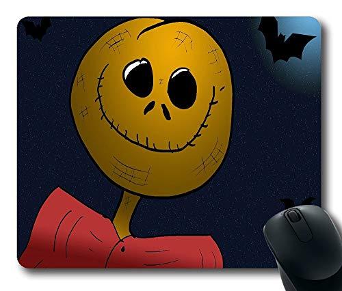 Halloween-Karikatur-kundenspezifisches TANGGOOD Gummi-Mausunterlage Oblong Gaming Mauspad in 200mm * 250mm * ()