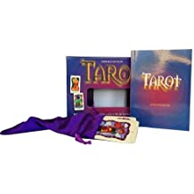 Tarot - Box Set: Unlock the mysteries of the cards with the enclosed 64-page book and fully deck of 78 specially designed, authentic Tarot cards (RBF)