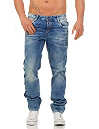 CIPO & BAXX - C-1068 - Regular Fit - Men / Herren Jeans Hose