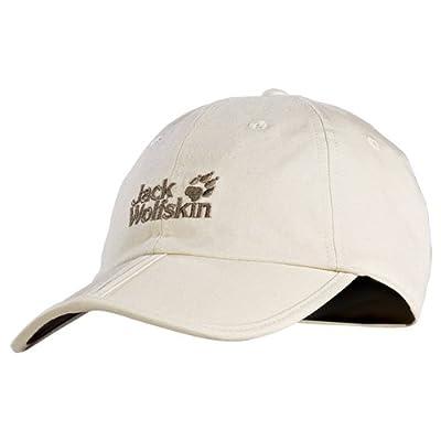Jack Wolfskin Kappe Logo Fold Away Cap von Jack Wolfskin auf Outdoor Shop