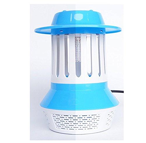 ZQ@QXElektronische LED einatmen USB-schwangere Frau Umweltschutz Moskito Killer, blau (Pepsi Maschine)