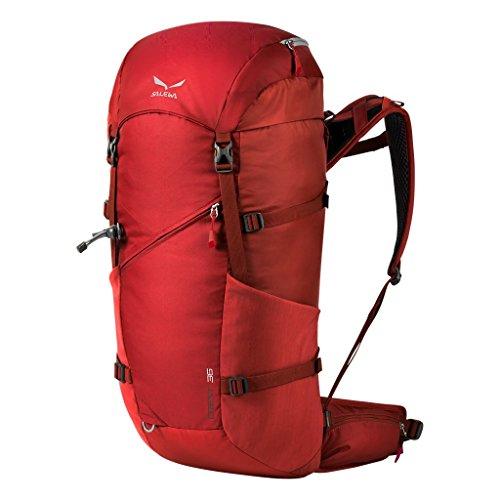 Alpine Touring-zubehör (SALEWA Erwachsene CREST Rucksack, Pompei Red, 66 x 26 x 24 cm, 36 Liter, 00-0000001141)