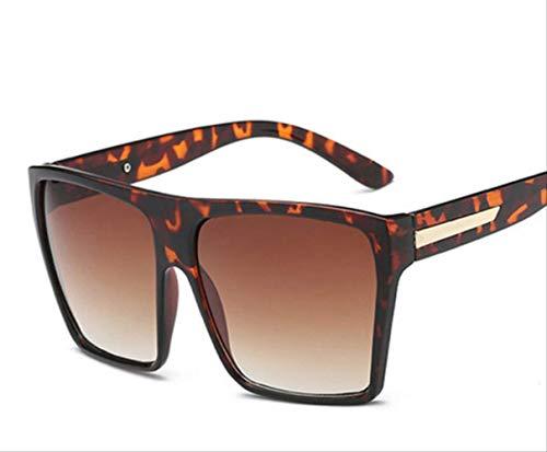 shengbuzailai Vintage quadratische Sonnenbrille Dame Flat Top Eyewear Femme Women Mirror Sun Glasses Female Shades 4