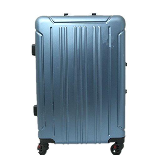 Ouyang1923458859 Trolley-Box Aluminiumrahmen Universal-Kofferraum Gepäckbox Travel Box Board Chassis-Diebstahl (Größe : 24)