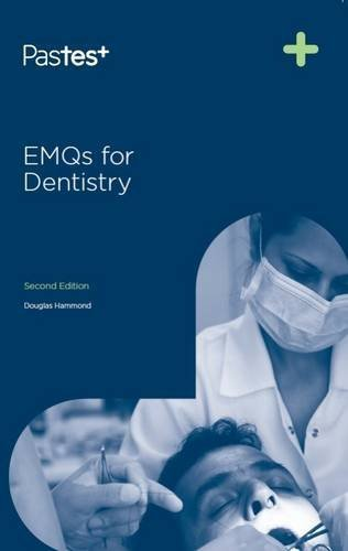 Emqs for Dentistry 2nd Revised Edition by Hammond, Douglas (2011) Paperback