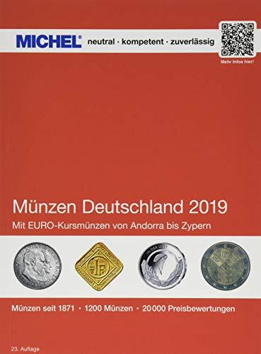 Münzen Deutschland 2019 (Münzen-katalog)