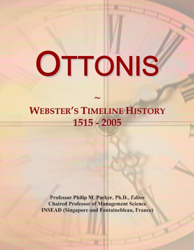 ottonis-websters-timeline-history-1515-2005
