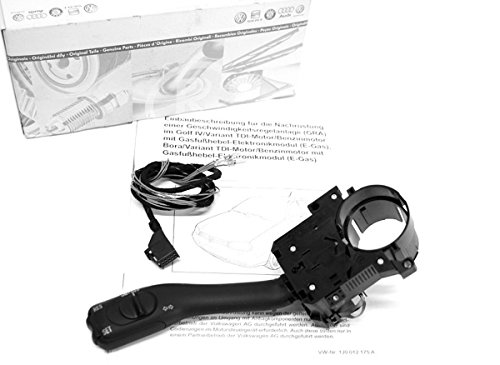 Preisvergleich Produktbild Tempomat Golf 4 GRA TDI Bora GRA Schalter Lenksäule mit Wippe Geschwindigleitsregelanlage