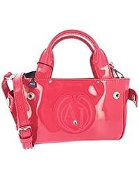 Cm Da Donna Jeans A Borse Mano 26x22x8 Rosso Armani 922565cc858 wfzIZqRS