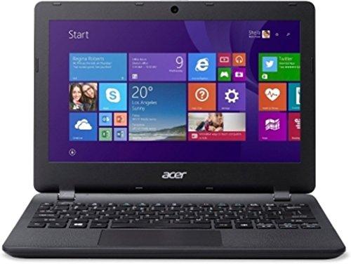 ACER ASPIRE ESI-131-C8JS NX.MYKSI.021 CELRON 3060 2GB DDR3 RAM/ 500GB HDD/ 11.6 INCH / WINDOWS 10 / BLACK image