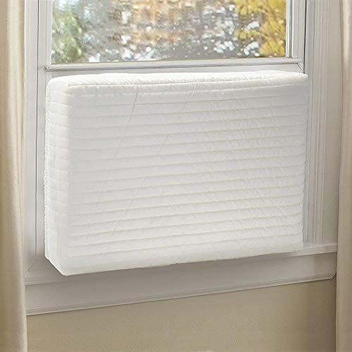 PIESWEETY Abdeckung für Klimaanlagen, Reinigung, Staub, elastische Reinigung, Staubschutzhülle, Isolierung, staubdicht