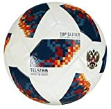 #2: ALKA Telestar Red Color Size 5 Football