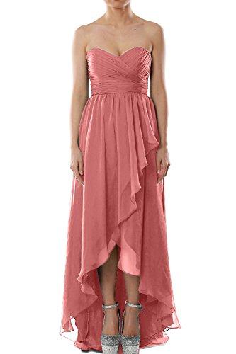 MACloth - Robe - Cocktail - Sans Manche - Femme Rose - Blush Pink