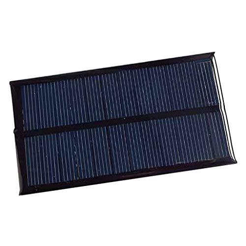 Compre productos, FLAMEER le brinda más protección para que pueda disfrutar de una vida mejor.           Descripción:      Panel solar policristalino de alta eficiencia, que proporciona energía suficiente para bricolaje;  - Se conecta a otros...