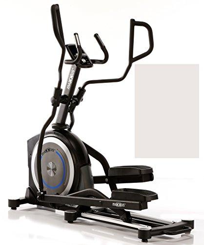 MAXXUS Crosstrainer CX 7.8 Robust & Schwer! Ideal für Familien mit unterschiedlichen Körpergrößen ~1,60-2,10m, auch für schwere Personen geeignet