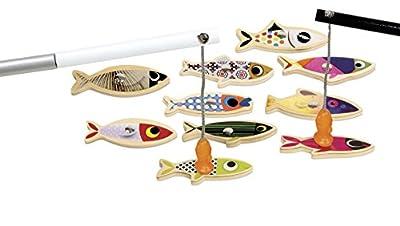 Janod J08209 - Pêche à la Ligne Sardine