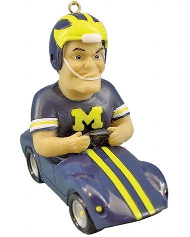NCAA Michigan Wolverines Maskottchen, Ornament