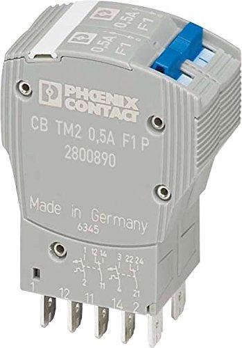 PHOENIX CB TM2 0 5A F1-P - INTERRUPTOR PROTECCION ELECTRONICO CB TM2 0 5A F1-P