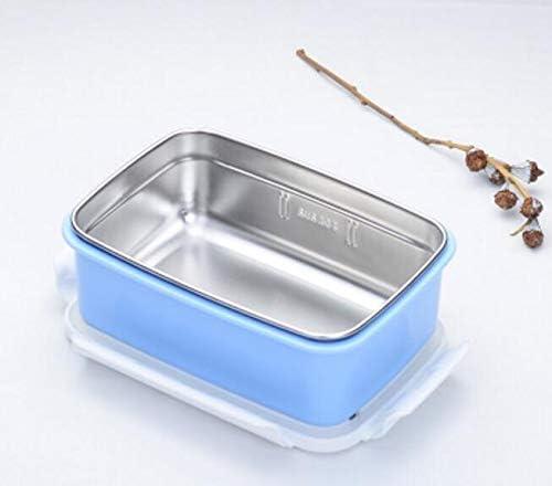 Mode mignon Boîte à lunch pour pour pour adulte en acier inoxydable (bleu nordique) B07L7NNW93 | Apparence Attrayante  914a03