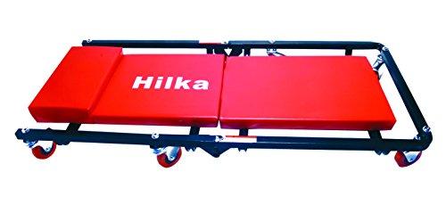 Hilka 82645000 Rollbrett, für Autoreparaturen, zusammenklappbar