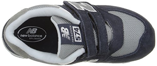 New Balance KG574NWI, Sneakers basses Garçon Bleu (Navy 410)