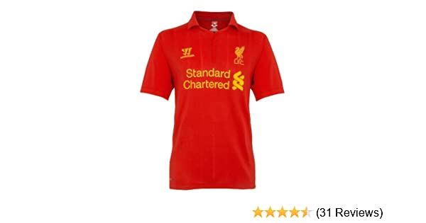 2c407123bb0 Liverpool Home Shirt 2012 2013  Amazon.co.uk  Sports   Outdoors