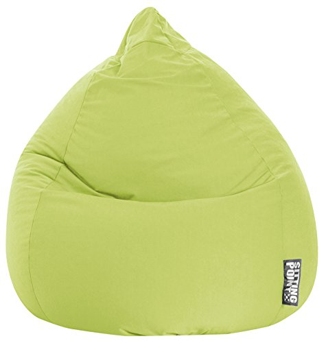 SITTING POINT only by MAGMA Sitzsack Easy XL ca. 220 Liter grün