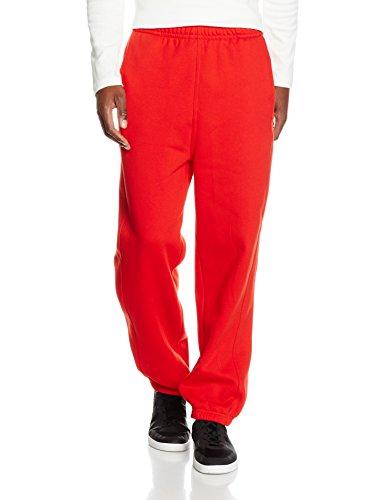 Urban Classics - Bekleidung Sweatpants, Pantaloni sportivi Uomo, Rosso (Red), X-Large (Taglia Produttore: X-Large)