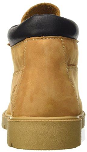 Timberland Junior, Chaussures d'extérieur mixte enfant Moutarde / Noir