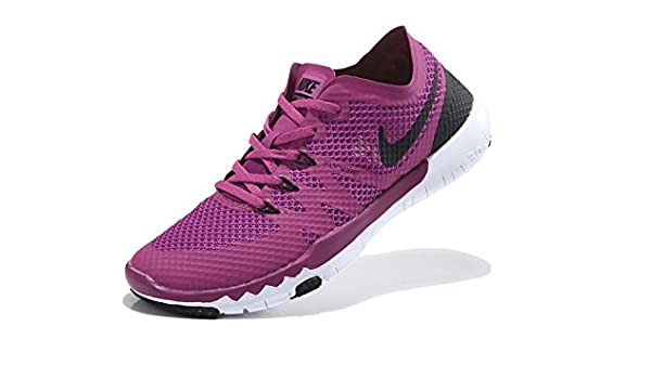low priced 1ced5 dba28 Nike Free Trainer 3.0 V3 Women s Running Shoes (USA 8.5) (UK 6) (EU 40)   Amazon.co.uk  Shoes   Bags