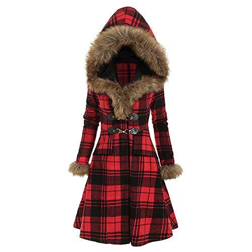 FELZ Abrigo De Invierno Mujer