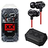 JVC XTREME XPLOSIVES HAFX1X HA FX1X IN EAR CANAL HEADPHONES DEEP BASS EARPHONES