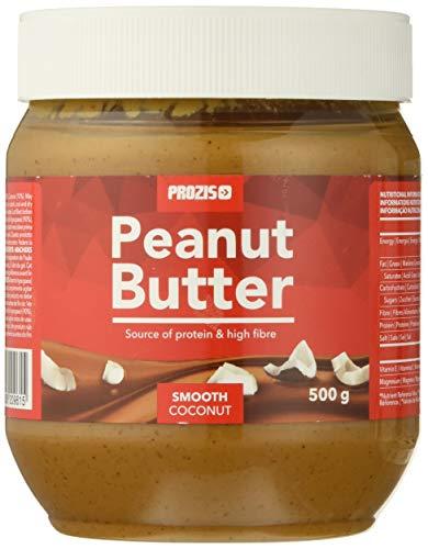 Prozis burro di arachidi e cocco 500 g vellutato